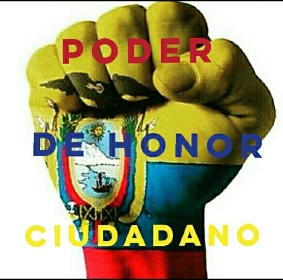 Poder de Honor Ciudadano